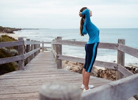 How To Workout In The Morning - Style On The Side
