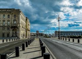 Trieste: una splendida città