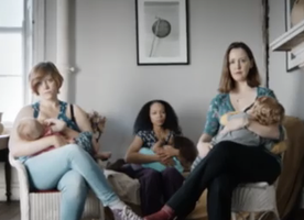 THIS is the video that will end the debate about Public Breastfeeding. FOR GOOD.