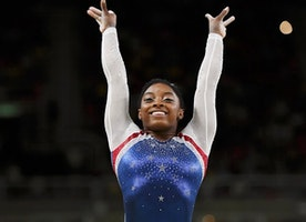 Simone Biles Is the World's Best Gymnast and that's the Best News We've Heard All Day Long