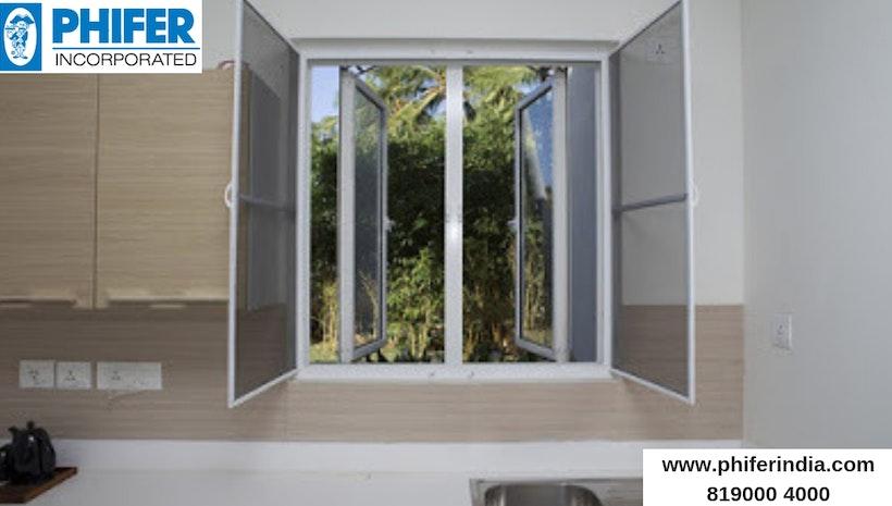 Mosquito Net Doors and Windows | Phifer India