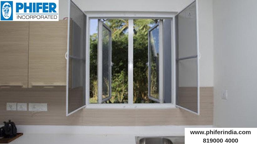 Mosquito Net Doors and Windows   Phifer India