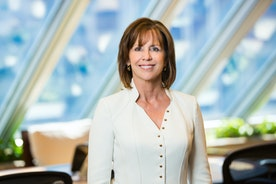 """Mogul Interviews: Jean Case, CEO of the Case Foundation. Jean's book, """"Be Fearless,"""" releases today!"""