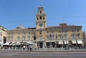Un salto a Parma