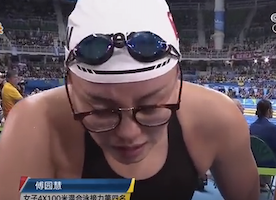 I Admire How Olympic Swimmer Fu Yuanhui Spoke Publicly About her Period. Here's why.
