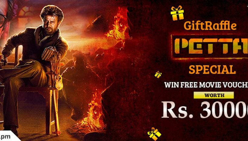 Play Free Rummy Online – Win Free Tickets to Petta – DeccanRummy.com