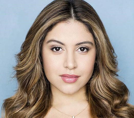 Netflix Star, Cinthya Carmona on Stepping into New David Ayer Flick