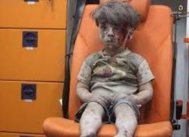 A Letter to Omran From A Former Child War Survivor