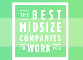 """Built In LA's """"50 Best Midsize Companies to Work For in Los Angeles in 2019"""""""