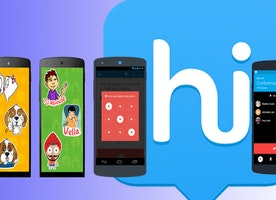 Success Story of Hike over WeChat in India