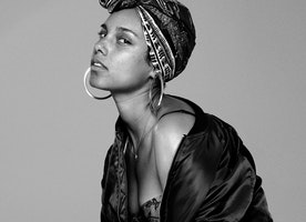 Alicia Keys won't wear makeup on 'The Voice'