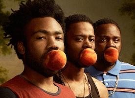The new FX series Atlanta premieres in New York City