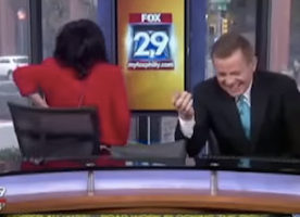 WARNING: Prepare to Laugh when watching these Anchors Lose It After Awkward #RyanLochte Interview