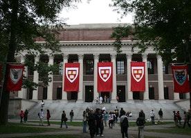 A Harvard student describes her typical week