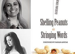 Shelling Peanuts and Stringing Words - Review by Tiffany Pham
