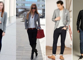 How To Dress Stylishly At Work ?