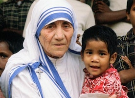 Those spitting on the idea of a St. Teresa of Calcutta need a reality check