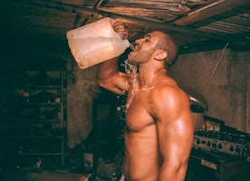 New Fitness Trick – Drink More Water