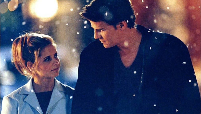 3 Amazing Relationship Lessons I Learned From Buffy and Angel