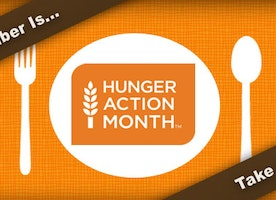 48 Million Americans Go Hungry.  September is the Time to Do Something About It