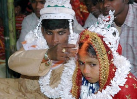 The shameful evil of child marriage must be banished for all our sakes