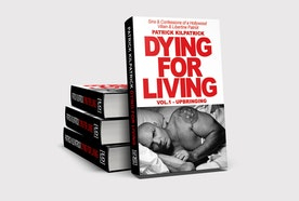 Actor Patrick Kilpatrick Discusses and Signs his New Book Dying for Living: Sins & Confessions of a Hollywood Villain & Libertine Patriot at Bay Street, Emeryville