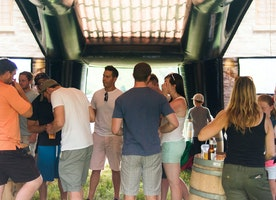 This Inflatable Irish Pub Turns Your Backyard Into a Bar