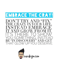 Stop Trying to FIX Your Life...Instead....DO THIS.