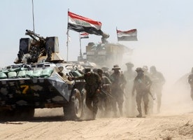 US, Iraqi troops close in on last ISIS-held city