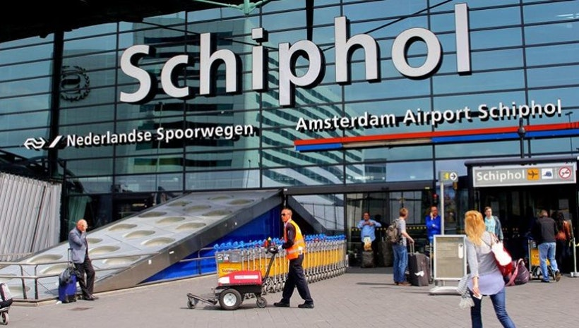 Best Airport Taxi Transportation from Schiphol to Amsterdam