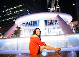 A #DayintheLife of a Cambodian as an Analyst in Singapore