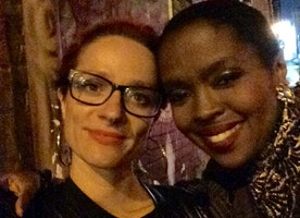 #DayInTheLife: Life On The Streets & Meeting Miss Lauryn Hill