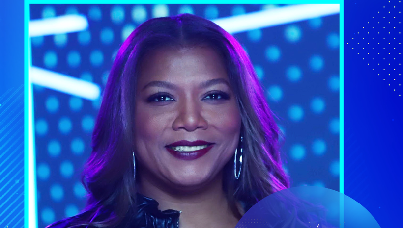 Queen Latifah Recognized By AT&T for Dream in Black