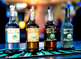 Acquainted's U.S. debut and The 2nd Annual Mammoth Media Institute Charity Celebrity Bowling Tournament with cocktails by Casamigos Tequila