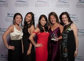 Dow Jones Wins Brandon Hall Gold Award for Women's Leadership Development Program