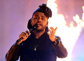 The Weeknd Cut His Signature Hair And The Internet Had An Aneurism