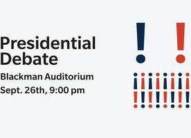 Presidential Debate Watch Party | Boston