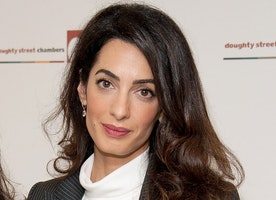 Amal Clooney Fights Isis