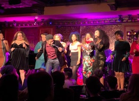 Broadway Divas Celebrates Aretha Franklin at  Feinstein's/54 Below on February 17, 2019