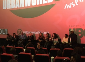 "The Cast from the FOX TV Show ""Shots Fired"" at the Urbanworld Film Festival"