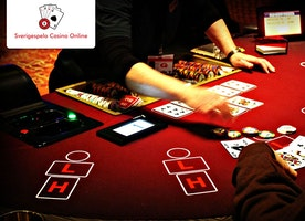 Online Casino Sverige älskare