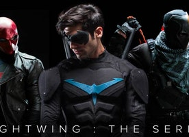 Watch The Amazing Nightwing The Series Respiring The Action