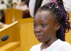 This Little Girl's Video Is All the Proof We Need to End Senseless Violence in America