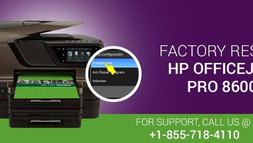 How To Factory Reset Hp Officejet Pro 8600 Printer Mogul