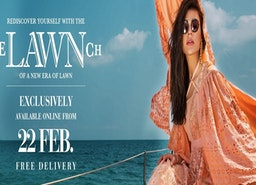 Gul Ahmed Launches Summer Lawn Collection 2019 Tomorrow