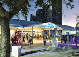 ART WYNWOOD CELEBRATES ITS EIGHTH EDITION REINFORCING MIAMI  AS A DESTINATION FOR THE ARTS WITH SIGNIFICANT SALES & STRONG ATTENDANCE  DURING THE CITY'S BUSIEST ANNUAL HOLIDAY WEEKEND