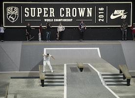SHANE O'NEILL WINS THE 2016 STREET LEAGUE SKATEBOARDING NIKE SB SUPER CROWN WORLD CHAMPIONSHIP