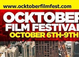 The Ocktober Film Festival from October 6th through 9th in New York City