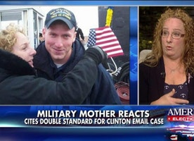 Sailor's Mom Calls Out Double Standard: Son Is Going to Jail, But No Charges for Hillary?