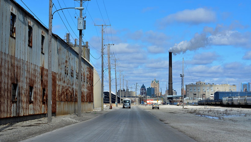 How Opportunity Zones Could be the Answer to Urban Industrial Redevelopment